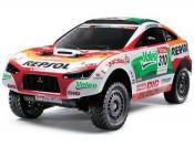Naklejki 1:10 Mitsubishi Racing Lancer 11825590 Tamiya 19495600