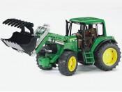 Bruder 02052 Traktor John Deere 6920 z ładowaczem