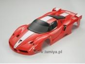 Karoseria 1:10 Ferrari FXX pomalowana Tamiya 51260