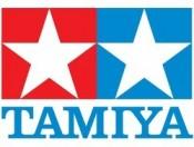 Koła 1:10 F1 pianka tylne (2) Tamiya 50278