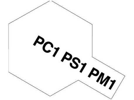 PS-1 White Tamiya 86001