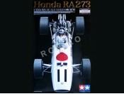 1/12 Honda RA273 + elementy fototrawione Tamiya 12032