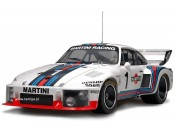 1/12 Porsche 935 Martini + elementy fototrawione Tamiya 12038