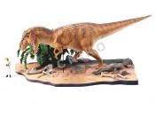 1/35 Diorama dinozaur tyranozaur Tamiya 60102