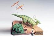 1/35 Diorama dinozaur parazaurolof Tamiya 60103