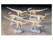 1/35 Diorama dinozaury welociraptory Tamiya 60105
