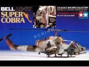 1/72 Helikopter AH-1W Super Cobra Tamiya 60708
