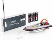 Mini łódka RC XS Nano Rapscallion 40Mhz 100% RTR Carson 500108016