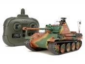 Czołg Panther Type G Late Version 2,4GHz Infrarot-Battle System Tamiya 48209
