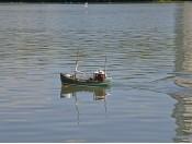 Zdalnie sterowany kuter rybacki T78 Catherine - RC ARR Carson 500106003