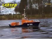 Zdalnie sterowany kuter Coast Guard Life Boat - RC ARR Carson 500106006