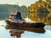 Zdalnie sterowany holownik New Castle Baltimore - RC ARR Carson 500106007