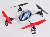 Quadrocopter UFO z żyroskopem 2,4GHz 4k RTR