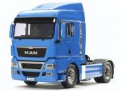 MAN TGX 18.540 4x2 XLX French Blue Edition Tamiya 56350