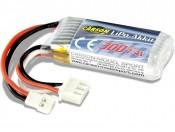 Akumulator 7,4V/300mAh LiPo Carson 500608169
