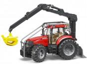 Bruder 03097 Traktor Case IH PUMA CVX 230 leśny