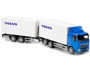 Emek 89710 Volvo FH z przyczepą logo Volvo niebieskie