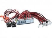 Truck 1:14 Zestaw MultiLight LED Carson 500906166