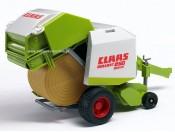 Bruder 02121 Prasa zwijająca do słomy Claas Rollant 250