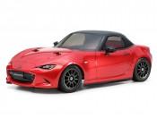Karoseria 1:10 Mazda MX5 lekka - zestaw Tamiya 47323