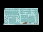 1/48 German Tank Destroyer Elefant 32589 - naklejki Zimmerit Tamiya 12671