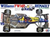 1/12 Williams FW14B Renault Tamiya 12029