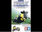 1/24 Yamaha TMAX with Rider Figure Tamiya 24256