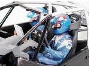 1/24 Kierowca rajdowy i pilot Tamiya 89610