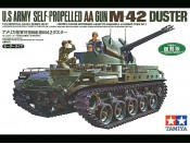 1/35 US M42 Duster Kit w/Gearbox Tamiya 30027
