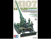 1/35 US Self-Propelled Gun M107 Vietnam Tamiya 37021