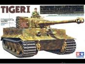 1/35 German Tiger I w/Metal Tracks Tamiya 89628