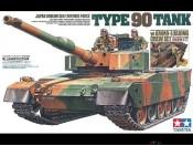 1/35 Jap. Tank Type 90 w/ Ammo Loading Tamiya 89564