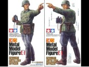 1/25 German Artillery Officer Tamiya 89627