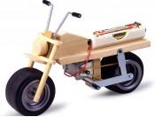 Mini-motocykl Tamiya 70095