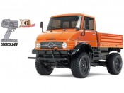 CC-01 MB Unimog 406 U900 2,4GHz XB RTR Orange Tamiya 57843