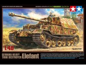 1/48 German Heavy Tank Destroyer Elefant Tamiya 32589