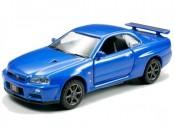 1/64 Skyline GT-R V-spec II (R34) Tamiya 23718