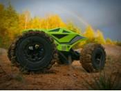 Crawler 4WD RTR żółty DF Models 3051