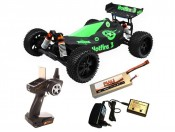 Buggy HotFire 3 4WD RTR DF Models 3007