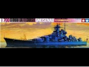 1/700 German Battlecruiser Gneisenau Tamiya 77520
