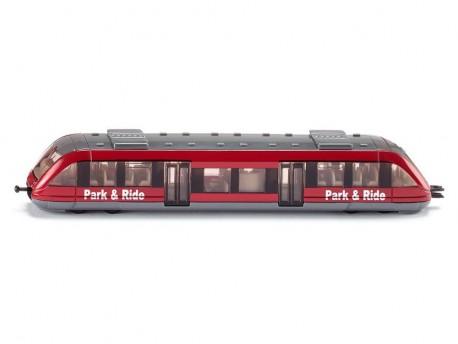 Siku 1646 Pociąg regionalny