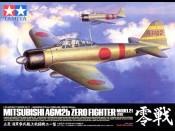 1/32 Mitsubishi A6M2b Zero Fighter Model 21 Zeke Tamiya 60317