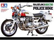 1/12 Suzuki GSX750 Police Bike Tamiya 14020