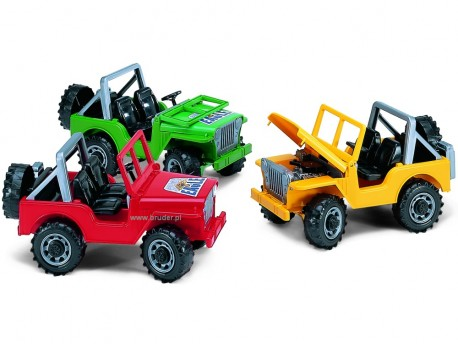 Bruder 02540 Jeep cross country