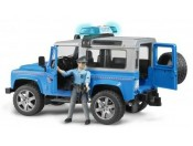 Bruder 02597 Land Rover Defender niebieski