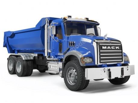 Bruder 02823 Mack Granite wywrotka niebieska