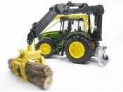 Bruder 03053 Traktor John Deere 7930 leśny