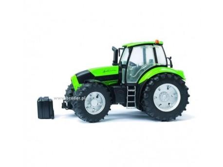 Bruder 03081 Traktor Deutz Agrotron X720 z ładowaczem