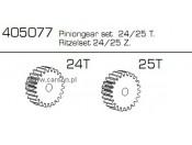 Zębatki 24/25T CE-10 Carson 500405077