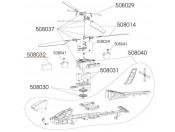 Apache AH-64 - Regulator / odbiornik / żyro Carson 500508032